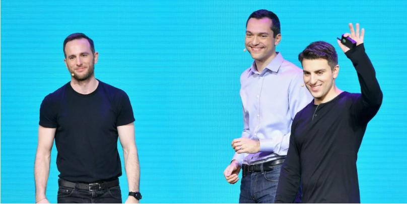 Airbnb首日交易上涨超115%,市值破千亿
