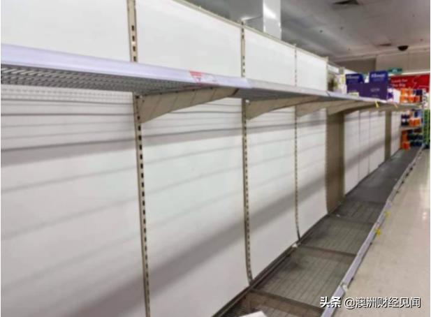 又来了!悉尼再现恐慌购买热潮! 部分地区的卫生纸又被抢光了。