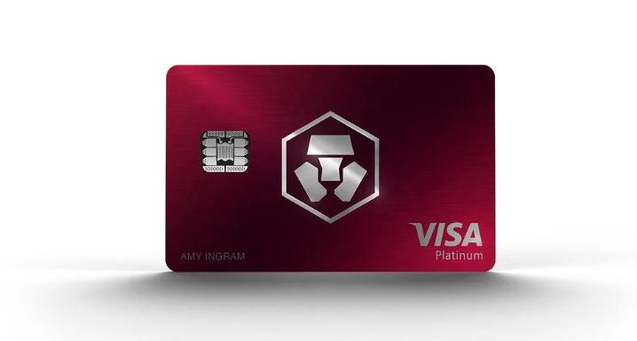Crypto.com推出加密货币借记卡,返现率8%