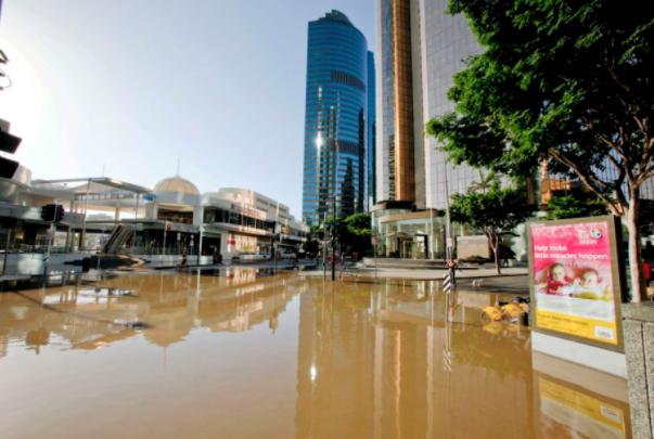 布市历年淹水重灾区10年人气不减?! 泡水屋房市依然强劲