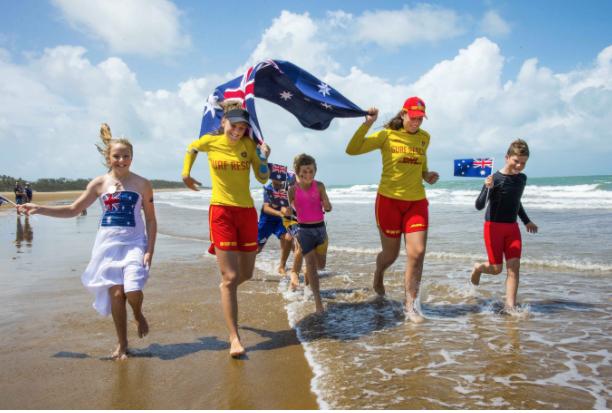 今年澳洲国庆节活动全取消!看看电视里的烟花就好!