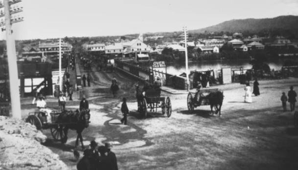 布市Victoria Bridge建设地铁 1/24起封路禁止通行!