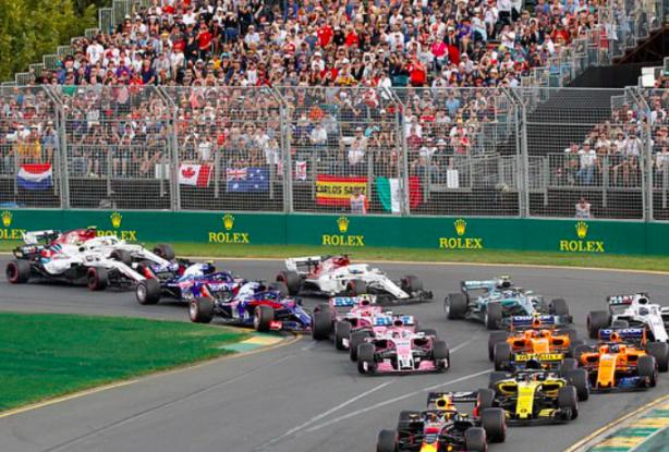 澳洲F1赛车季前试车移至巴林3月举行 新赛事时间表公布!