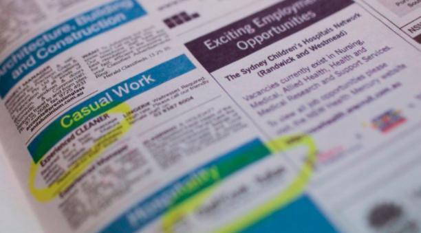 疫情后高失业率是假议题!新统计数据:澳洲这些行业职缺不减反增!