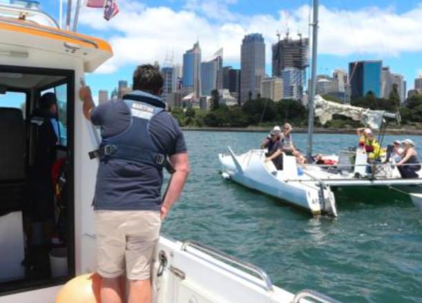 悉尼人疯买船却不会开!「新手上路」让人担忧!