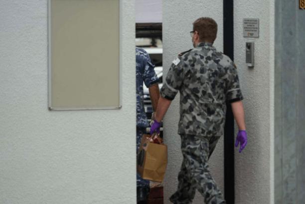 外籍军官在澳确诊,为无症状感染者!致19人隔离