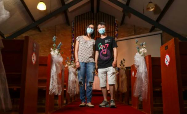 悉尼疫情没消停!两对华裔新人结个婚也一波三折