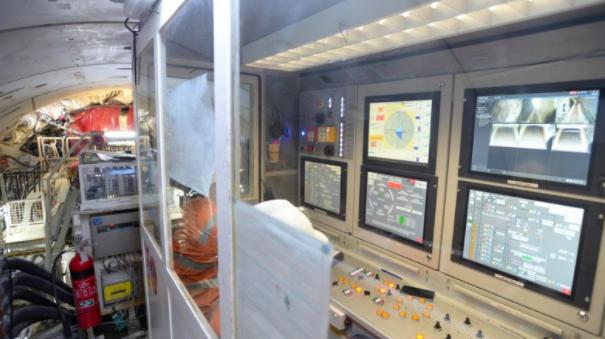 墨尔本斥资7亿,地下22m新地铁隧道,预计7月完工