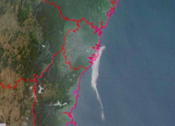 黑压压,雾蒙蒙!罕见海雾笼罩悉尼上空!