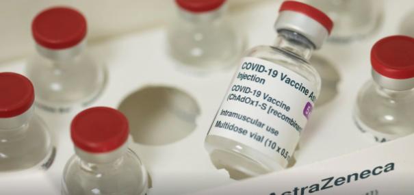 墨尔本阿斯利康疫苗准备装瓶 3月初开打第一剂!