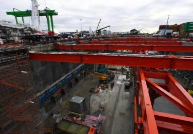 工期再推迟! 墨尔本西门隧道工程2023年难竣工