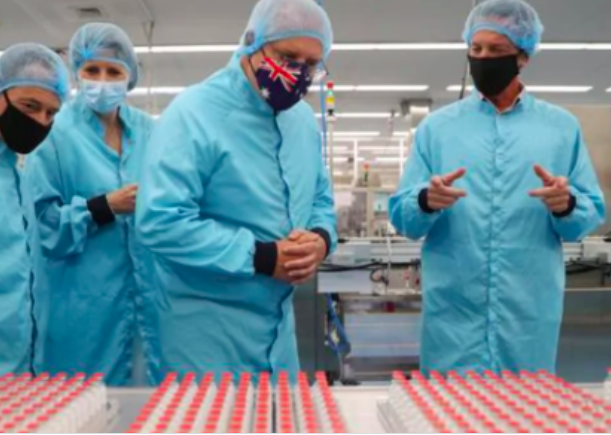 证实了!首批辉瑞新冠疫苗本周抵达澳洲