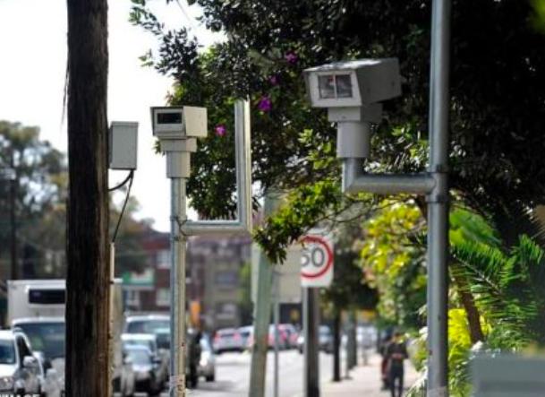 公开悉尼「最赚钱」的抓拍摄像头!一天开出300张罚单,一个月0万入袋!