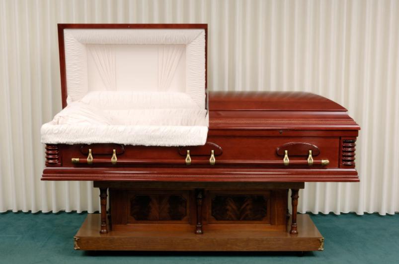 """020年死亡率下降,丧葬行业成输家"""""""