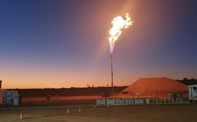 Vintage Energy将开始钻探两个有助于天然气供应的项目
