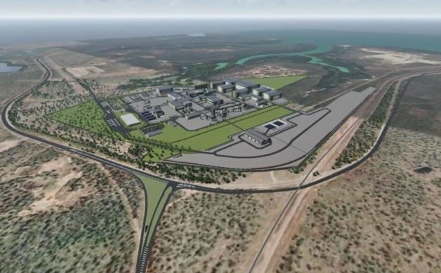 TNG有限公司的NT钒钛铁项目获批重大项目
