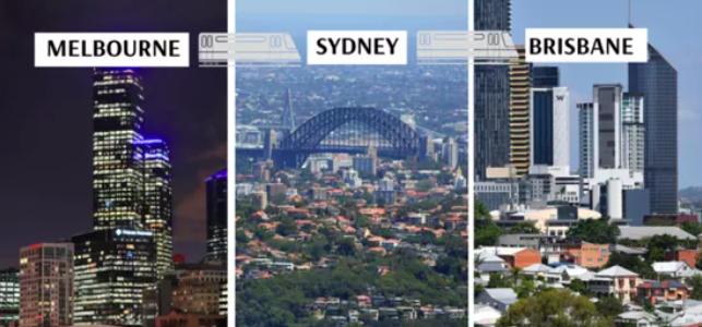 悉尼、墨尔本人口外流严重!这些人都去哪了?