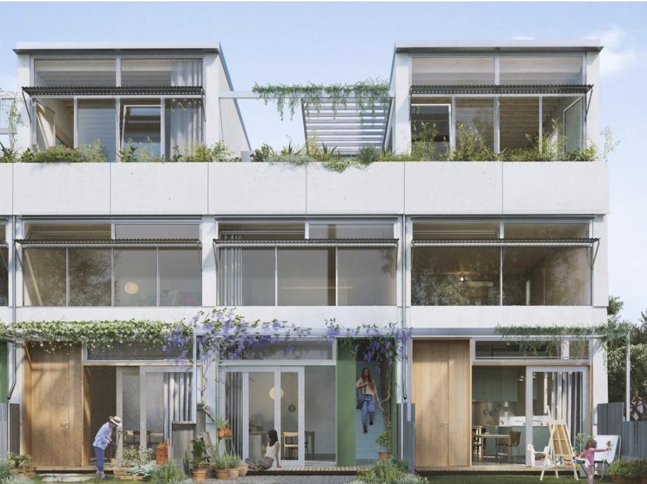 维州政府推出低楼层社会住宅模式,Braybrook首先试行!