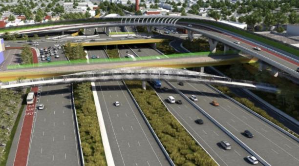 墨尔本终于要重启东西大贯线建设!东区华人区最受益!