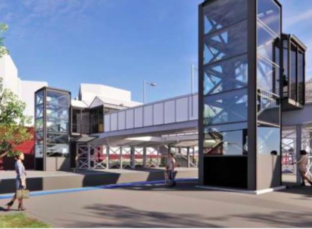 悉尼内西区两个火车站大升级!提升运力通勤直达东郊