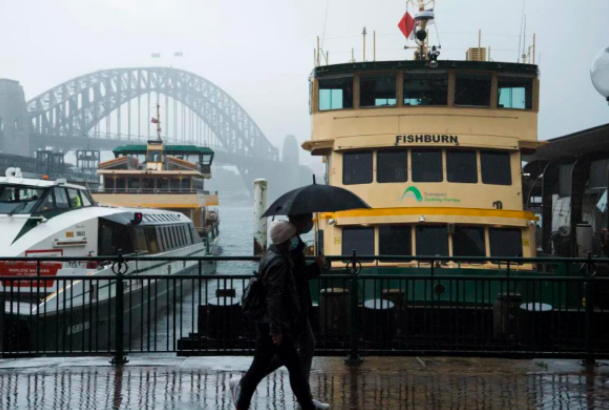 复活节假期即将结束,新的降雨天气正在来悉尼的路上!