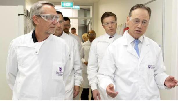 重大突破!澳洲自产新冠疫苗有效性达99%,跃居世界第一!