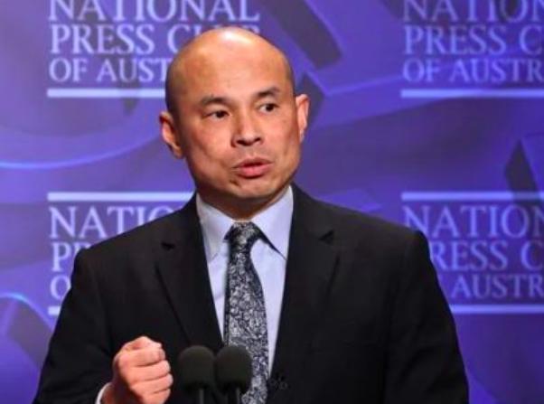 中国外交官抨击澳洲带头封杀华为!重申澳洲驻华记者并非不受欢迎