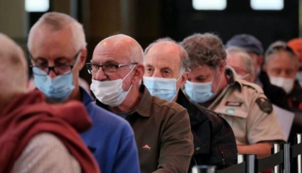 澳洲所有50岁以上的人现在都可接种阿斯利康疫苗!只有悉尼人还要再等三周