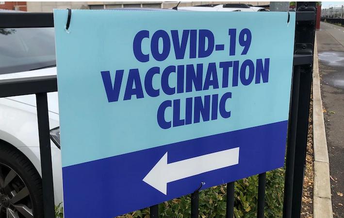 新州增开25个辉瑞疫苗接种点!40-49岁人群现在就能预约