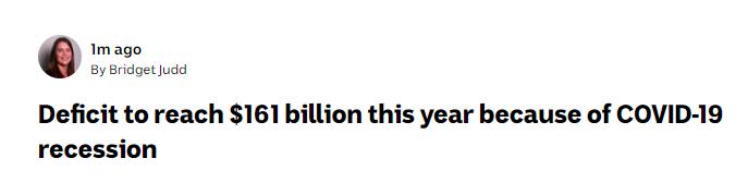 【财案直播】财长公布联邦财政预算案,政府赤字将达10亿(视频/组图)