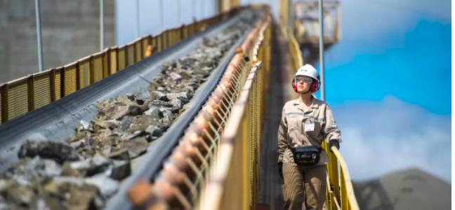 澳洲铁矿石,越被制裁,越暴涨?