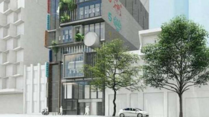 """墨尔本CBD或将建一座""""叠箱""""塔楼,面向年轻亚洲留学生"""