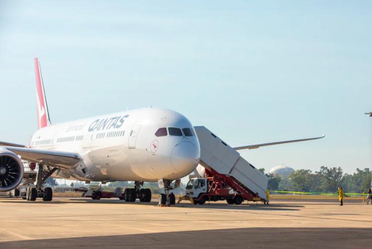 第二架印度撤侨航班已抵达尔文!165名乘客全部被允许登机