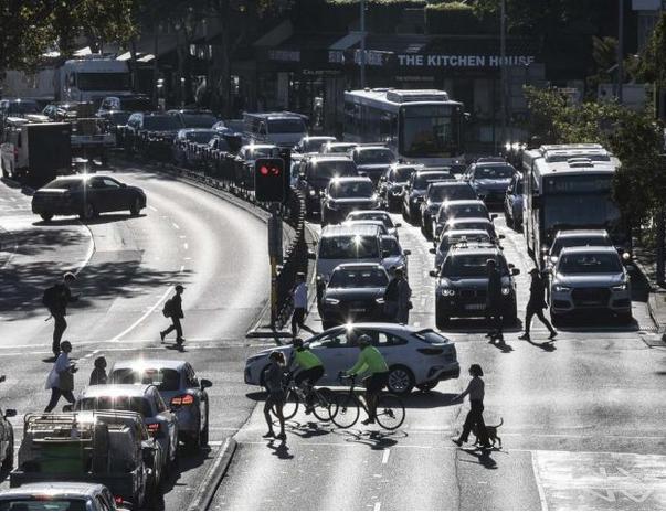 悉尼的新高速隧道将在明年动工!第一阶段工程耗资亿