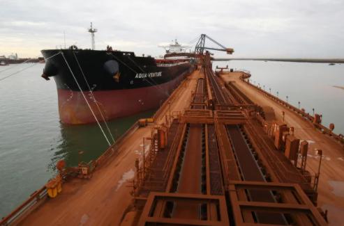 海运成本创纪录,利好澳洲矿商