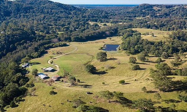 华人富商5万售出澳洲农场,从中获利0万!还有一套00万豪宅待售