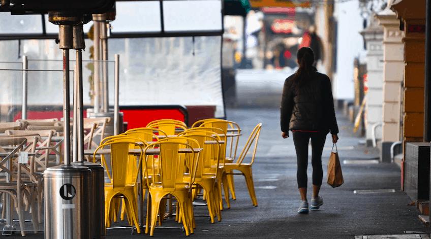 联邦取消对墨尔本的热点认定,结束疫情紧急补贴