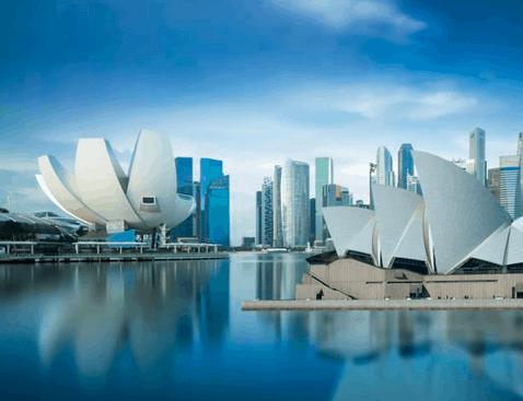 """新加坡总理吁莫里森与北京接触,""""澳中合作符合双方利益"""""""