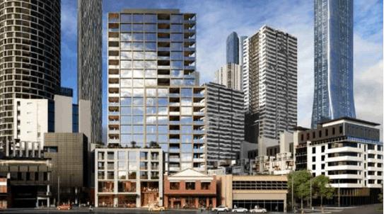 """墨尔本CBD两座遗产建筑或被推倒,新建""""公寓零售一体楼"""""""