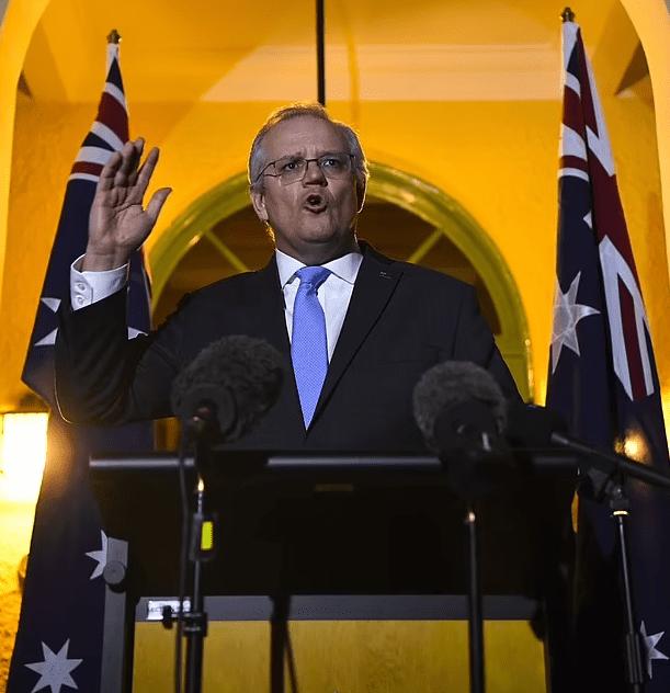 """莫里森公布""""解封""""细则,澳人反应不一!专家吁立即重开国境,富商欲状告联邦政府"""