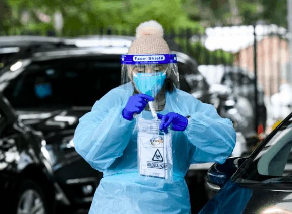 """新州""""神秘""""病例达260人!工作场所成高危环境,十分之一确诊病例工作期间""""染 毒"""""""