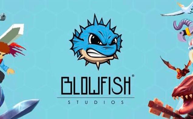 Animoca Brands收购独立游戏开发商Blowfish Studios