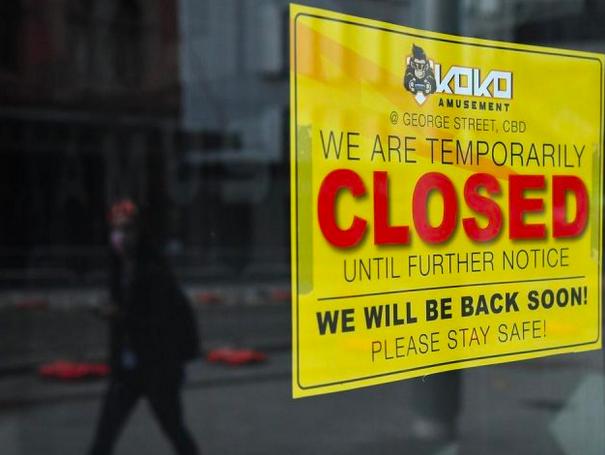 悉尼封城致每日流失1万工作岗位!12个月的复苏被抹平