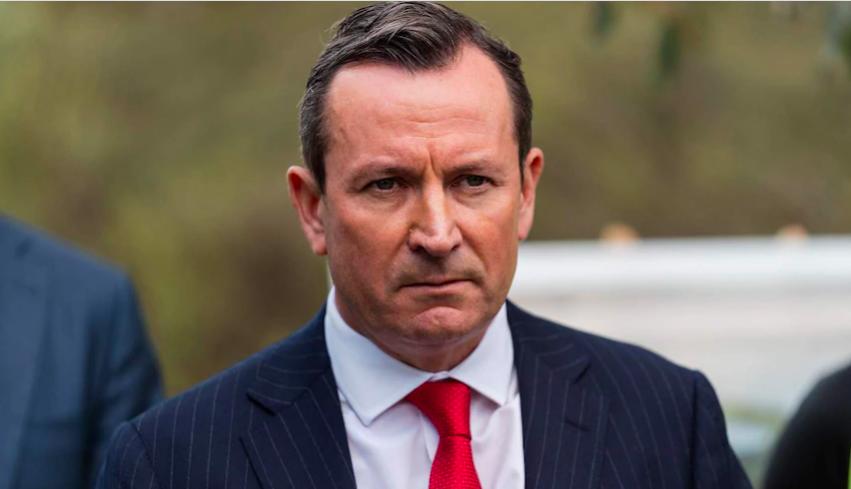 """西澳州长:新州做法""""完全错误"""""""