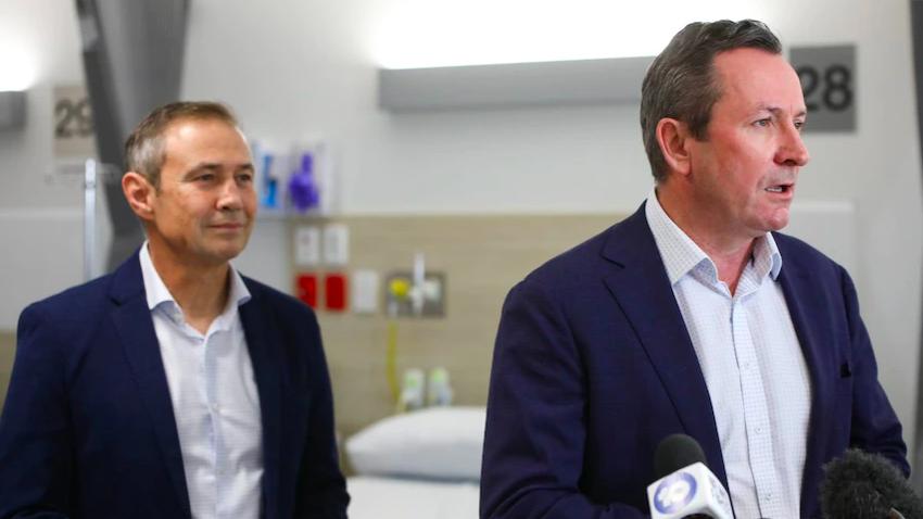 西澳政府将增资19亿元给卫生系统,18亿元给新的妇幼医院