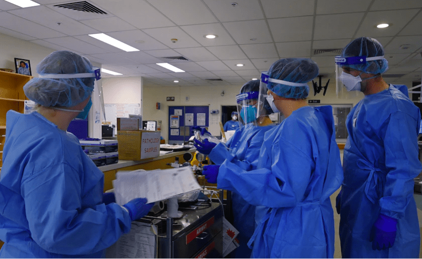 悉尼热点地区开设更多新冠病房