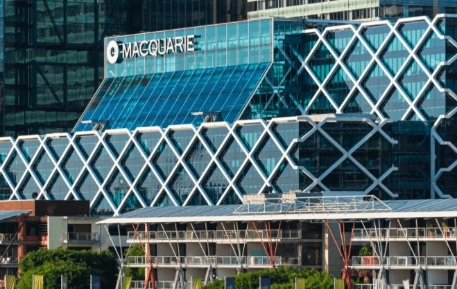 金融集团Macquarie预计半年利润同比增长近一倍,股价报182澳元新高