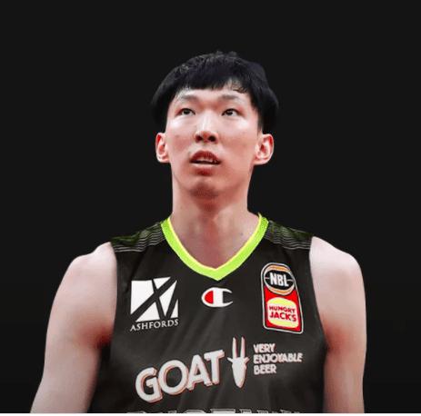 中国男篮球星周琦加盟NBL墨尔本东南凤凰队