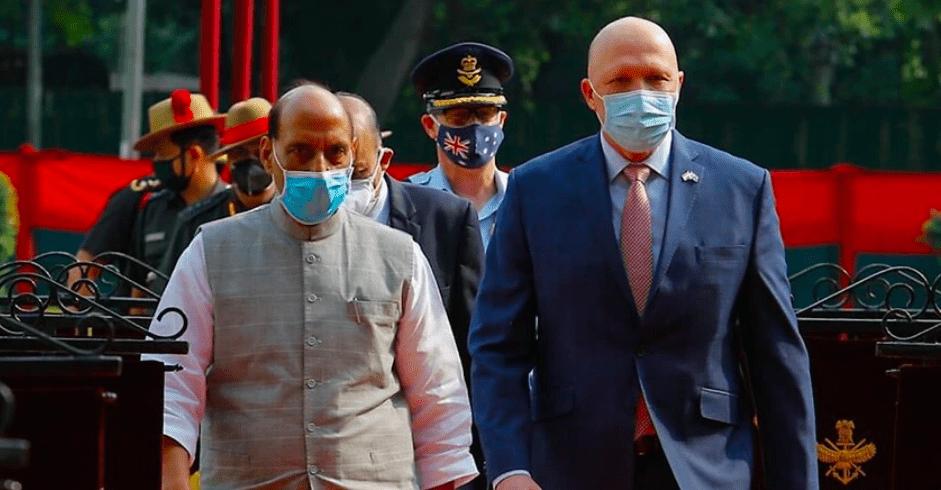 中国影响力日益增大 澳洲和印度将增强国防合作