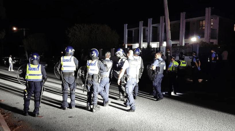 科廷大学附近150人派对失控,三人被起诉